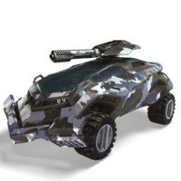 futuristic vehicle tank max