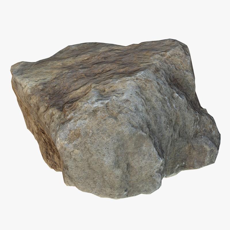 stone fbx