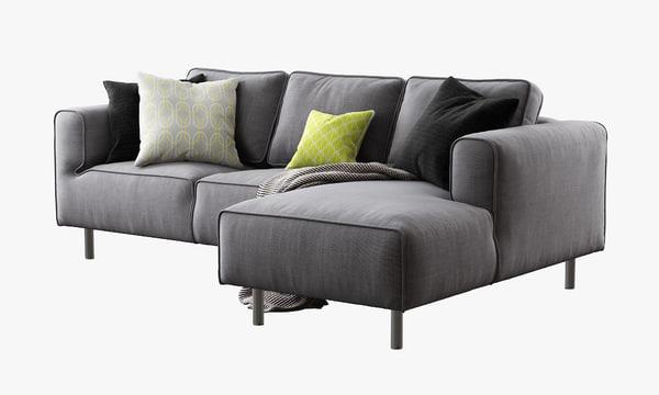 3d boconcept arco sofa