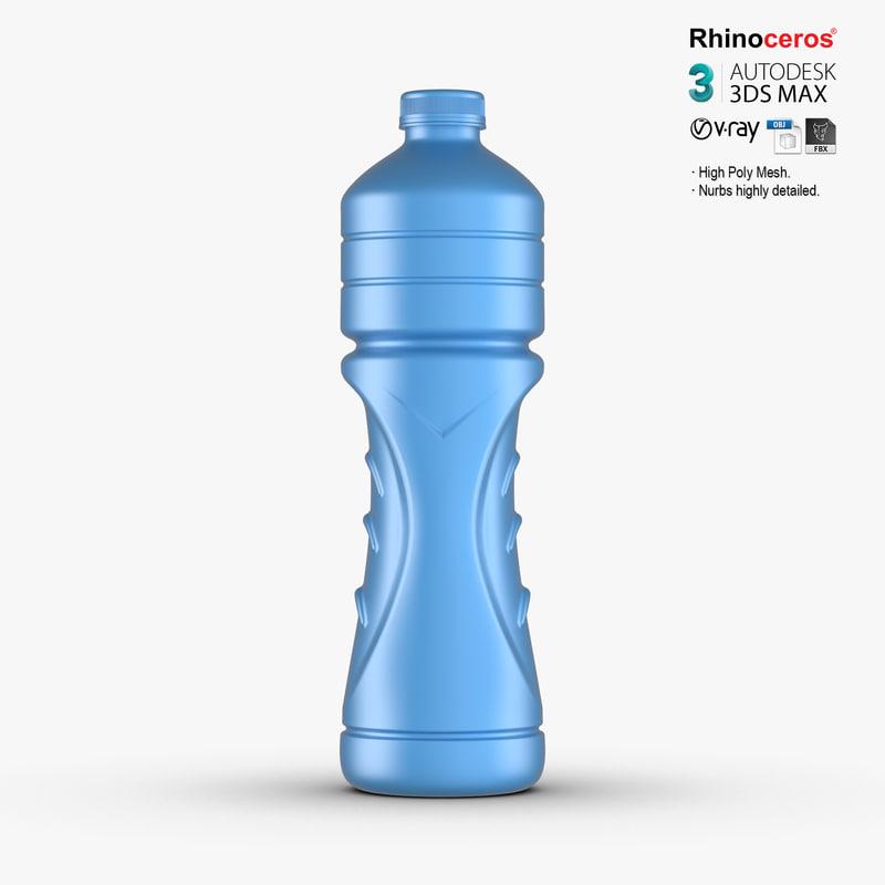 3d max powerade bottle