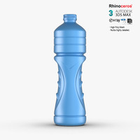 3d max powerade bottle