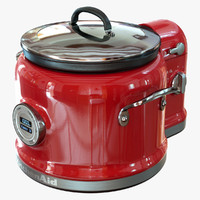 3d model of kitchen multicooker multi