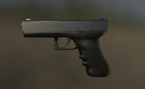 glock 17 3d 3ds