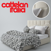 3d italia william model