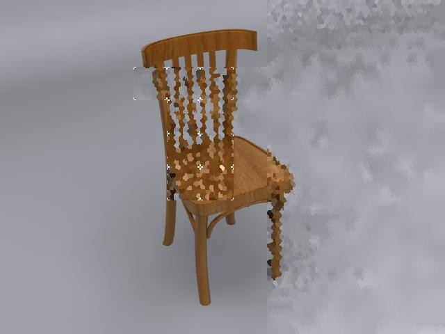 old design chair max