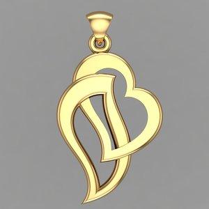 3d 3ds pendant