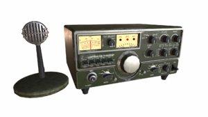 3d ham radio