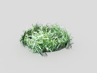 3d model of grass games