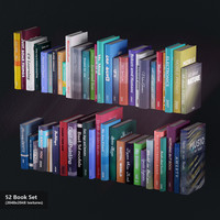 52 book set 3ds