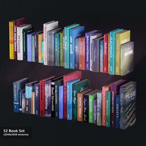 52 book set 3ds