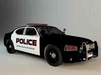 Police Super Car