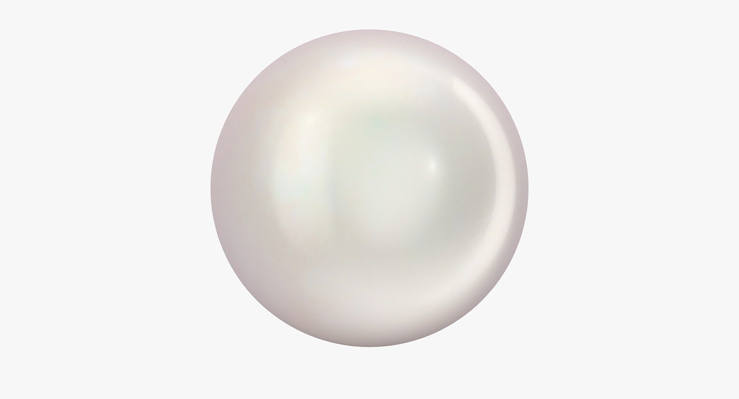 pearl scanline ready 3d model