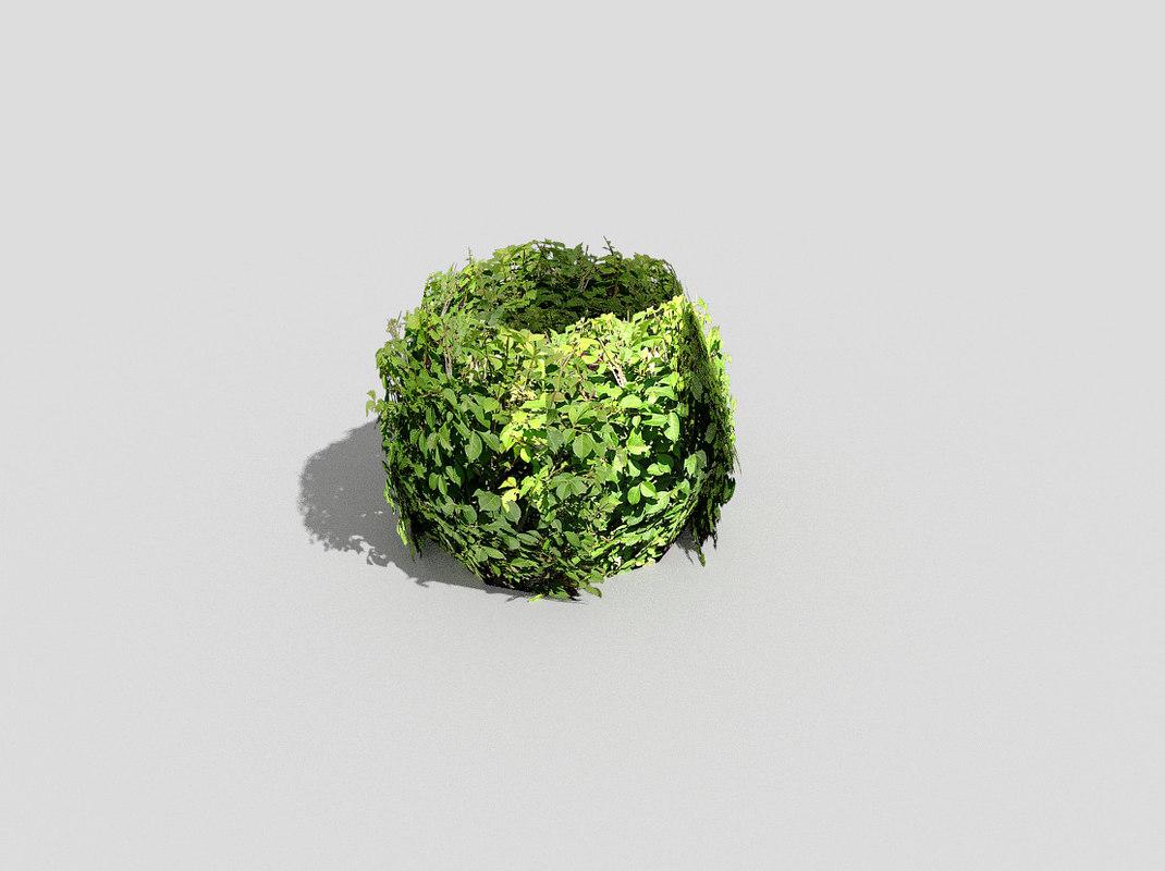 obj shrub games
