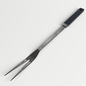3d carving fork