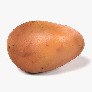 fbx potato