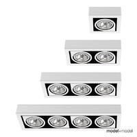 Vibia Corner spotlights