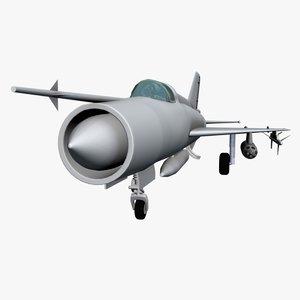 max mig21 aircraft fighter