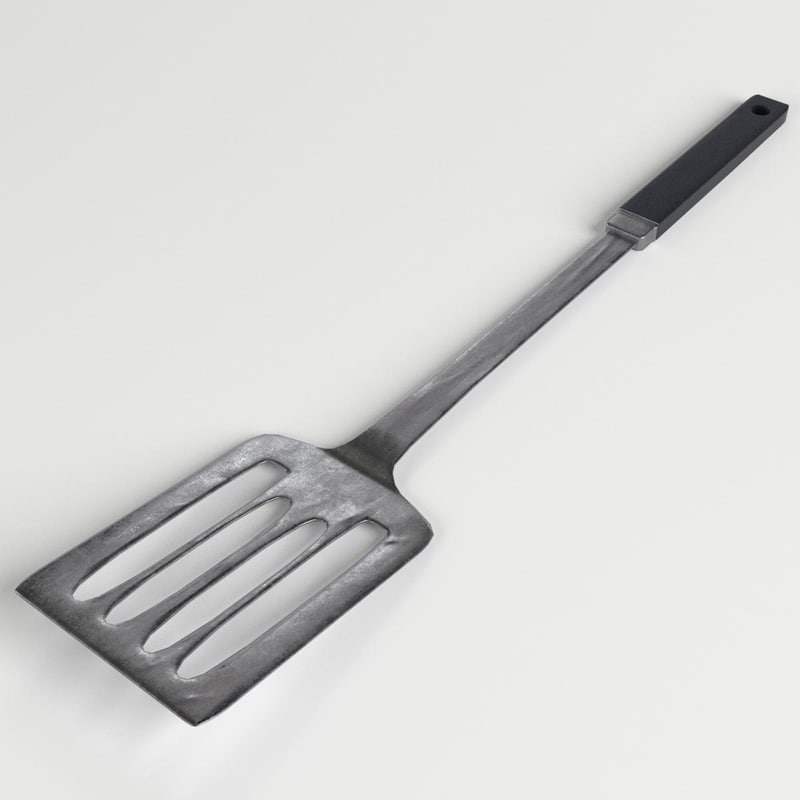 spatula kitchen tool 3d model