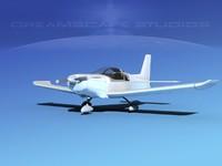 Zlin Z 242 Sport Aircraft