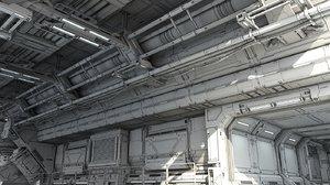 sci-fi designer bonus pack 3d model