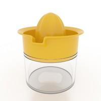 lemon juicer 3d model