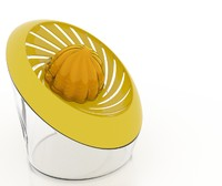 lemon juicer 3d 3ds