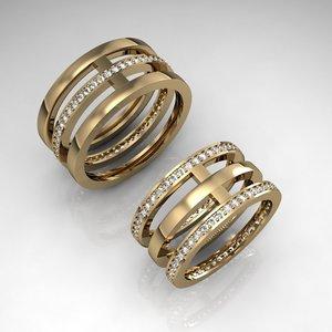 print ring 3d 3dm