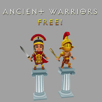 ancient warriors ma free
