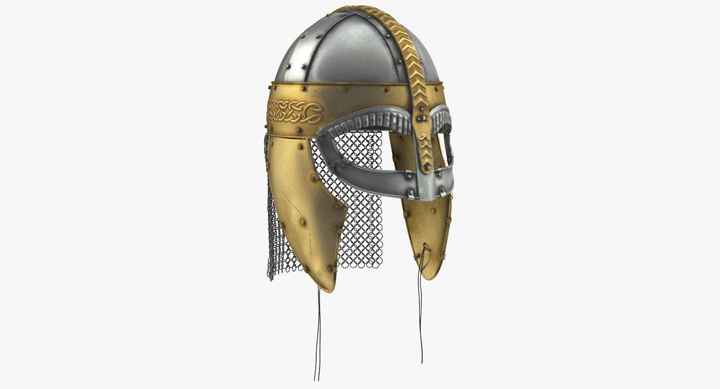 viking helmet max