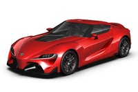 2017 Toyota FT-1 (Supra)
