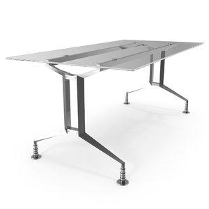 3d model desk olli olssen
