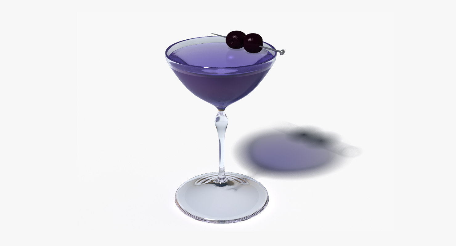 3d max aviation cocktail