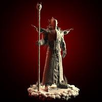 Necromancer posed version