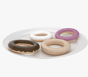 donuts 3d 3ds