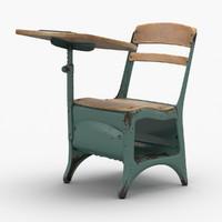 free max model school desk