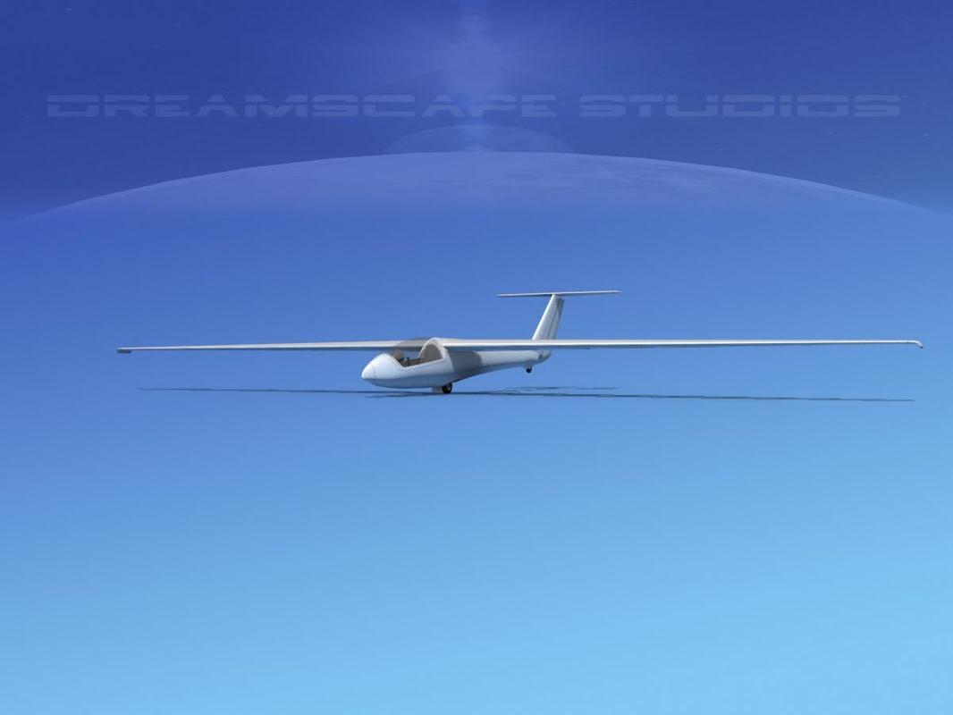 glider szd-22 mucha gliding 3ds