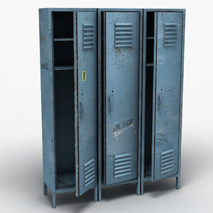 obj lockers rust