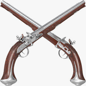 gun old flintlock max