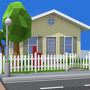 house home obj