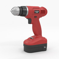 free max mode cordless drill