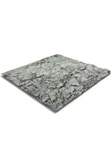 rocky landscape 4k 3d model