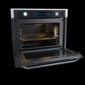 3d model of oven