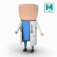 3d simple doctor -