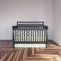 3d model of modern crib bumpers