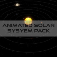 obj pack solar animation