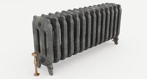 radiator old max