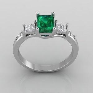 3d print ring model