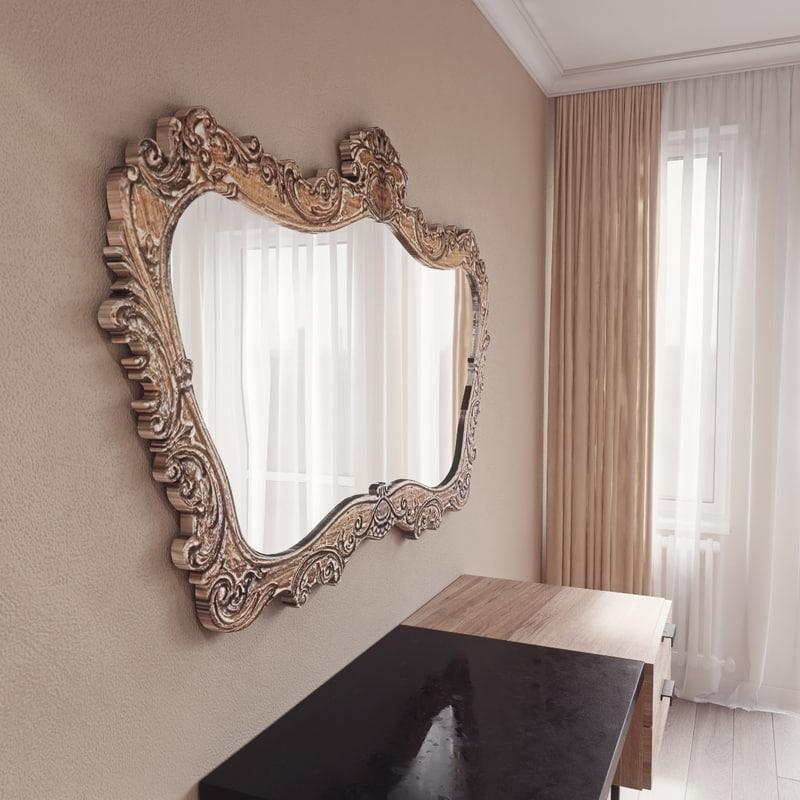 Bianchini & Capponi mirror Art. 4505
