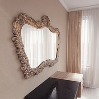 art 4505 mirror bianchini 3d max