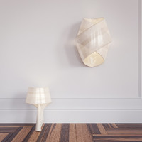 orbit table lamp lzf 3d 3ds